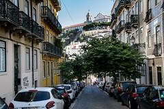 Lisbonne, Alfama, 7 (Patrick.Raymond (5M views)) Tags: portugal lisboa lisbonne hdr nikon architecture