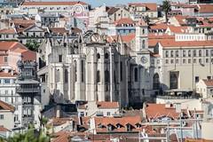 Lisbonne, Alfama, 5 (Patrick.Raymond (5M views)) Tags: portugal lisboa lisbonne hdr nikon architecture