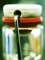 plopp (m_laRs_k) Tags: incamera crossprocessed bottlecap macro 1240 omd olympus south mediterrane france marseille hmm sliderssunday hss macromondays mlarsk