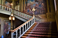 The Grand Staircase, Petworth (stavioni) Tags: petworth house grand staircase stair stairs stairwell national trust