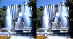 Batch E 0018 (dizzygum) Tags: vintage stereo 3d slide images 1960 european trip fountain