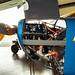 The Cadet's Engine in Kodachrome Tones