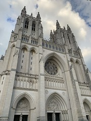 At the National Cathedral this beautiful Easter Eve! (ღ уυкι тαкαмσяι ღ) Tags: washingtondc washington dc nationalcathedral washingtonnationalcathedral cathedral national