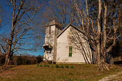 Cedar Grove (Back Road Photography (Kevin W. Jerrell)) Tags: rutledgetennessee graingercounty methodist oldchurches churches ruralphotography backroadphotography nikond7200 sigmalens countryscenes countrychurches christianity faith