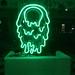 2019:107 Neon jellyfish