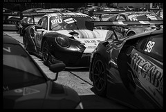 _Z717863 copy (mingthein) Tags: thein onn ming photohorologer mingtheincom availablelight pitlane gt3 racing sepang malaysia cars bw blackandwhite monochrome nikon z7 24120vr