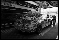 _Z717854 copy (mingthein) Tags: thein onn ming photohorologer mingtheincom availablelight pitlane gt3 racing sepang malaysia cars bw blackandwhite monochrome nikon z7 24120vr