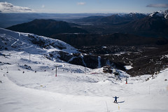 photo032 (Matias Lynch) Tags: person snow sun landscape barilche mountain cathedral snowboarding fun holidays cablecar buenosaires argentina