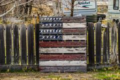 Rural patriotism--DSC00144--Gerlach, Washoe County, NV (Lance & Cromwell back from a Road Trip) Tags: gerlachnv gerlach washoecounty highway447 nevada blackrockdesert sony sonyalpha roadtrip 2019 24240mm 24240mmlens a7ii