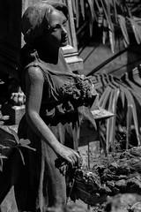 Genova, Cimitero Monumentale di Staglieno (Sven Kapunkt) Tags: gräber grab graveyard grabmal gothic grabstätte genova genua friedhof friedhöfe cemetery cemeteries cimetière campo cimitero certosa italia italien italy statue staglieno ligurien liguria