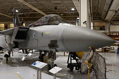 Panavia Tornado F3 (ZE887) (Bri_J) Tags: rafmuseum hendon london uk museum airmuseum aviationmuseum nikon d7500 aircraft panavia tornado f3 jet fighter panaviatornado ze887 coldwar raf