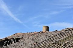 L'Espluga Calba (esta_ahi) Tags: arquitectura architecture lesplugacalba esplugacalva lesgarrigues lleida lérida españa spain испания teulada fàbrica