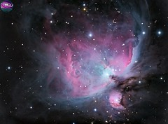 The great Orion Nebula (M42) / La gran Nebulosa de Orión (M42) (AstronomíaNovaAustral) Tags: canont5i canon astronomy orionnebula orión cajondelmaipo chileansky constelacion stars space sky astrofotografia astronomianovaaustral astrophotgraphy astrophoto astronomia estrellas darknebula landscpe reflexionnebula nightsky chile nebulosa nebula nebulosas universe celestron longexpo longexposure