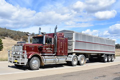 J & J Spackman - Western Star Heritage (Scottyb28) Tags: truck trucks trucking highway haulage diesel interstae