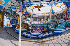 Bremen Osterwiese (LucasRebmannPhotography) Tags: osterwiese festival bremen germany deutschland cars ghost town carousel ice clouds x100f fujifilm x100 23mm 35mm city dynamic range iso 200 entertainment minion fun happy people street photography art eis light lucas rebmann europe europa