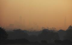 _B5A4269REWS New Layers, © Jon Perry, 20-4-19 zbq (Jon Perry - Enlightenshade) Tags: dawn london city newbuildings jonperry enlightenshade arranginglightcom 20419 20190420 richmondpark skyline londonskyline