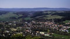 Plaue und Thüringer Wald (seyf\ART) Tags: thüringen thüringerwald