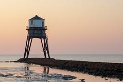 Dovercourt Lighthouse // Harwich (SimonNicholls27) Tags: dovercourt lighthouse harwich sunrise water sea ocean sun calm