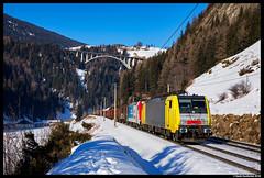 Lokomotion 189 931, St. Jodok 09-02-2018 (Henk Zwoferink) Tags: henkzwoferink lokomotion lomo rtc railtractioncompany siemens br189stafflachtirolaustria
