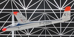 F-CBPR Wassmer WA.28E Espadon (kitmasterbloke) Tags: aeroscopia toulouse museum aviation aircraft heritage preserved displayed indoor france