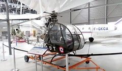 CDT SO1221 Djinn (kitmasterbloke) Tags: aeroscopia toulouse museum aviation aircraft heritage preserved displayed indoor france