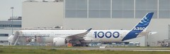 F-WWXL A350-1000 prototype (kitmasterbloke) Tags: tls toulouse aircraft aviation airliner transport outdoor france