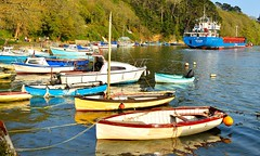 APR_1920_00005 (Roy Curtis, Cornwall) Tags: uk cornwall truro truroriver ship riverbank channel sunnycorner eilsum