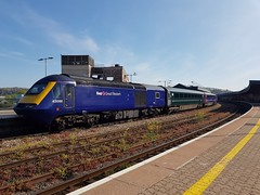 43088+43063 (Conner Nolan) Tags: 43088 43063 hst gwr greatwesternrailway bristoltemplemeads