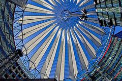 Berlin - Potsdamer Platz, Sony Center (www.nbfotos.de) Tags: berlin potsdamerplatz sonycenter architektur architectur