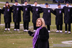 Dr. Mallory Thompson Conducts Our Alma Mater (Daniel M. Reck) Tags: b1gcats dmrphoto date1229 mallorythompson musiccitybowl numb numbhighlight nashville northwestern northwesternuniversity northwesternuniversitywildcatmarchingband tennessee unitedstates year2017 athletic athletics band banddirector bowlgame college conductor education ensemble marchingband music musician person school sport sports university