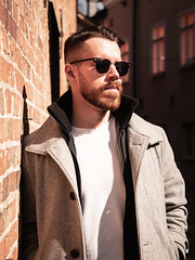 Herman_20190421_1905 (roni.laakso94) Tags: herman turku outdoor finland city sights nature moody yellow orange sunny spring photoshooting model man sunnies sunglasses photography varsinaissuomi forest