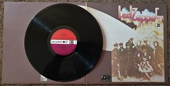 Led Zeppelin II (standhisround) Tags: album rock heavyrock ledzeppelin ledzeppelinii albumart albumcover vinyl art artwork gatefoldsleeve atlanticrecords record lp 1969 588i98 firstpressing english group