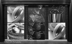 In Fashion (Kool Cats Photography over 11 Million Views) Tags: artistic architecture art abstract streetphotography signs fashion blackandwhite bw monochrome display iphone7plus smartphone