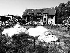 P4213405 (marcusgeue) Tags: olympus 1240 olympuspro zuiko schwarzweiss blackandwhite ruhrpott gladbeck schlägel abriss