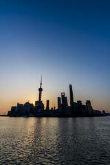 上海浦東日出 (BisonAlex) Tags: 上海 shanghai taiwan city sony a73 a7iii a7m3 a7 街拍 外拍 旅遊 旅拍 travel china sunrise 日出 sky