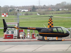 G-ROMT Robinson R44 Helicopter (Aircaft @ Gloucestershire Airport By James) Tags: gloucestershire airport gromt robinson r44 helicopter egbj james lloyds