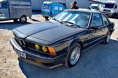 BMW 635 (benoits15) Tags: bmw 635 csi german car avignon motor festival