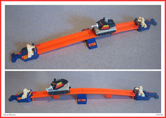 Tomy - Turn the Terrible Tank  03 (StarRunn) Tags: tomy turntheterribletank sf sciencefiction toy game 1970s