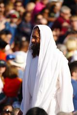 Passion Of Jesus play in Trafalgar Square on Good Friday - 127 (D.Ski) Tags: jesus passionofjesus play trafalgarsquare openair nikon nikond700 200500mm london england wintershall goodfriday easter