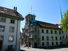 Rathaus Solothurn Soleure 20. April 2019 (Martinus VI) Tags: solothurn solothurner kanton de canton ville stadt y190420 martinus6 martinus6xy martinus vi aare ambassadorenstadt schweiz suisse switzerland svizzera suiza