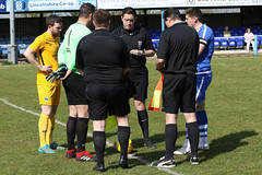 32 (Dale James Photo's) Tags: boston town football club poachers newport pagnell fc swans future lions united counties league premier division tattershall road non