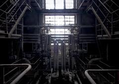Pipeage (Mike Foo) Tags: urbex abandoned abbandono derelict decay fuji fujifilm xt2 forgotten forbidden haunting spooky eerie hdr industry rozklad opuštěný opuszczony