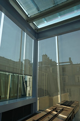 2019-04-FL-208479 (acme london) Tags: balustrade exhibition fondationlafayette galvanisedsteel galvanizedsteel handrail liftfloors mechanicfloors mep movablefloors museum oma paris railings remkoolhaas shading ventilation