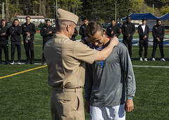 190420-N-XK513-0400 (Armed Forces Sports) Tags: 2019 armedforces sports soccer championship army navy airforce marinecorps coastguard usaf usmc uscg everettcismusa armedforcessoccer armedforcessports