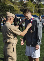 190420-N-XK513-0392 (Armed Forces Sports) Tags: 2019 armedforces sports soccer championship army navy airforce marinecorps coastguard usaf usmc uscg everettcismusa armedforcessoccer armedforcessports