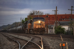 IMG_1827 (~Fred Wolfe~) Tags: trains csx