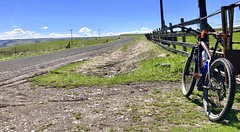 Couse Crk Loop Ride (Doug Goodenough) Tags: bicycle bike pedals spokes ebike bulls estream evo 3 washington asotnin sun sky mountains canyons gravel grinding dirt spring april 2019 drg53119 drg53119p