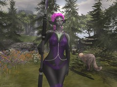 # Lex # 3413 (Lexo Merlin (Lex Adventures & Inventory Mess)) Tags: belleposes doe fantasyfaire genusproject logo maitreya ropedpassions soul
