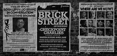 Street (MJ Black) Tags: f5 14mm 1018 1018mm canon canon1018mm canon1018 liverpool liverpoolstreetphotography merseyside northwest north street streetphotography streetphoto streetphotograph streets streetscene poster posters 80d canon80d mono monochrome monochromephotography bw bwphotography blackandwhite blackandwhitephotography urban urbanart