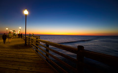 Dancing with Ghosts (KC Mike Day) Tags: pier oceanside california southern socal wooden coast west